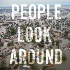cover of People Look Around
